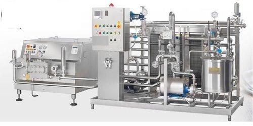 Liquid Milk Processing Plan